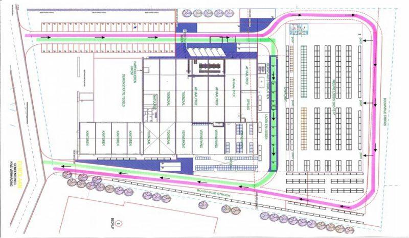Regenwaterfilter 3000 m²